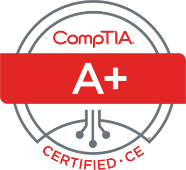 Aplus Logo Certified CE